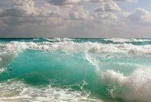 Olas del mar