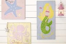 Kids Painting Ideas / by Kara Hodges