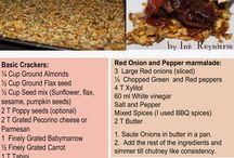 Tim Noakes recipes / Diet