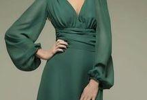 πράσινα φορεματα