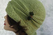 Crochet Hats & Slippers / Crochet Hats