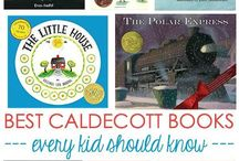 Award Winning Books: Children / This board links to children's books that have won awards and other recommended reads.  This list includes Caldecott, Newbery, Mass Book, and more awards.