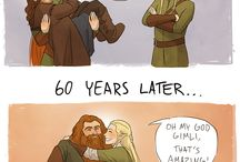 LOTR and the Hobbit♥