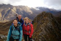 Scotland's best rock-scrambles / Tasty rock scrambles in Scotland. Try your hand at these !