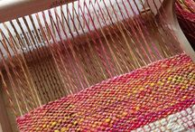 Weaving / Weaving inspiration from around the world and some of my own weaving projects.
