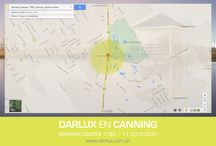 Locales / Locales o showrooms Darlux
