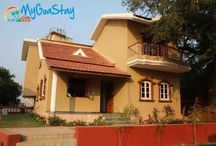 Villa / Enjoy your holiday in Goa With ‪#‎Mygostay‬, leave all your worries behind. Book your choice villa - http://bit.ly/1Vffv3Y