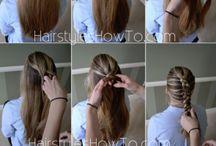 Волосы,причёски
