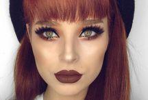 #interesting_makeup_for_interesting_women