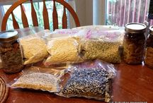 Pantry / Food Preservation / by Maggie Morgan