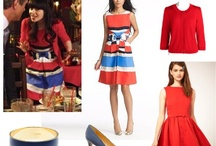 New Girl / Quirky! / by You Know You Love Fashion