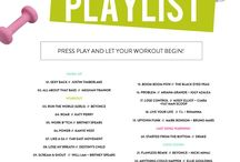 Playlist for workingout / by Tina Stansberry