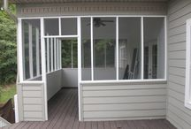 Entries - Porches - Privacy - Yard