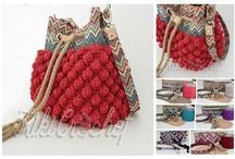 Crochet Bags and Purses Patterns