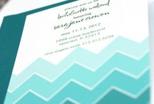 Wedding Style | Ombre Ideas / by Lavender Hill Weddings + Events
