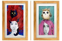 Pancar Kedi / Hayvan figürleri ve doğanın ilham verici desenleriyle bezenmiş bu posterler sanatsal bakış açınızı yansıtacak keyifli bir seriyle Bonvagon'a konuk oluyor.
