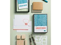 Undefined by Stampin' Up! / Samples created with Stampin' Up!'s new product that lets you draw and carve your own stamps! Purchase at http://www.stampinup.com/ECWeb/ProductDetails.aspx?productID=133402