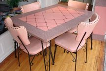 ♥ Retro Formicia Dinette Sets ♥ / by Cathy Nickols