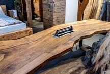 Bürotische, Arbeitstische / Office Tables