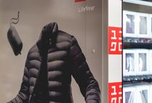 #UniqloToGo / There's no time like the present to reinvent the future. That's right – we've rolled out four vending machines in airports and malls across the country (with more to come), full of Ultra Light Down jackets and HeatTech shirts for the cold months ahead.