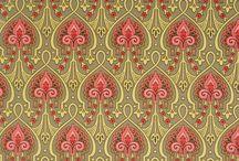 miniatur floor & wallpaper