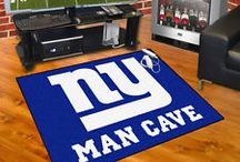 N.Y. Giants stuff / by Michael Canaday