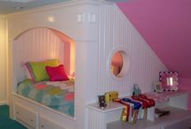 little girls rooms! / by Josee Conrad