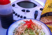 Thermomix Recipes--Salads / Salads I can make with the Thermomix
