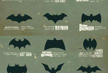 batman / by Nathalie Pacheco