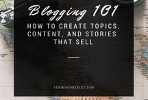 Blogging / Blogs and blogging tips