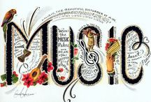 MUSIC WHAT WOULD LIFE BE WITHOUT IT / MUSIC IS WHAT FEELINGS SOUND LIKE.