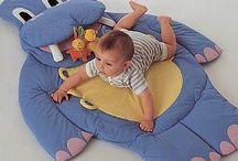 коврик для малышей