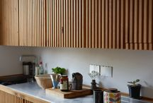 Interiors / Woodwork