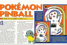 """Retro Pokemon Magazine Scans / Love retro gaming magazines and Pokemon? This is the board for you. A """"new"""" feature will be added every Friday to this board featuring a retro Pokemon Guide or news feature. You can find more @ http://www.pokemondungeon.com/media-downloads/retro-pokemon-magazine-scans"""