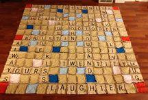 Scrabble stuff