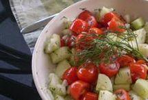 Salads / by Angela Harris