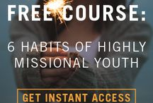 Youth Ministry & Culture / Resources, tools, and inspiration for innovative youth ministry and understanding youth culture.