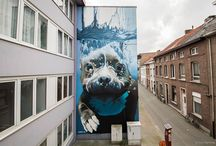 Street Art / Street art from across the globe