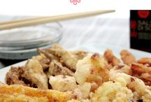 fritture e tempure