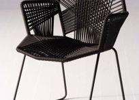 sillas tejidas