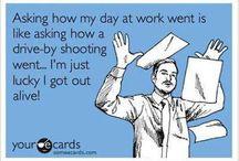 Somedays at work...
