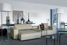 Divani - Sofas / Una volta il divano era il salotto buono, quello per ricevere gli ospiti nelle occasioni speciali. Oggi, invece, quando parliamo di divano pensiamo subito all'idea di relax, di comfort e di benessere. http://www.casliniarredamenti.com/blog_20-spazio-comfort-e-relax-come-sceglere-il-divano-perfetto-05-03-15.html