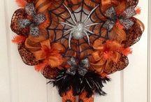 Halloween,dekorace