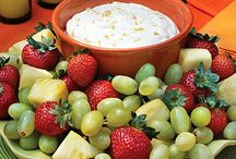 Yummy: Dips, Dressing & Sauces : )) / by Carol Thompson