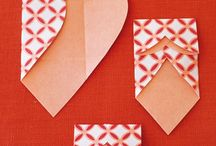 Stuff to make / hearts.paper craft