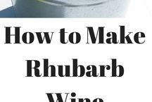{Making wine}