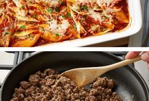 Meal ideas -BEEF