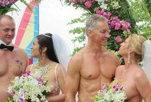Необычные Свадебные Наряды