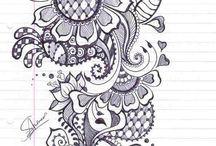 Wzory tatuaży