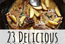 recipes / pork chops